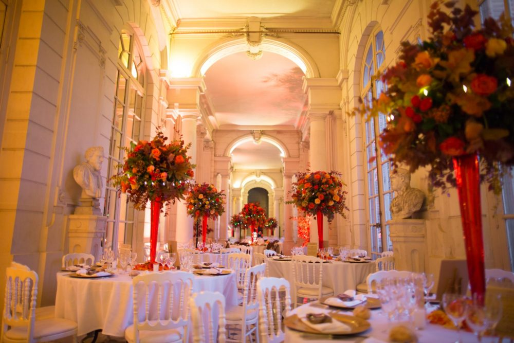 Organsa wedding planner paris exceptional marriage organization fall wedding in the castle junglespirit Image collections