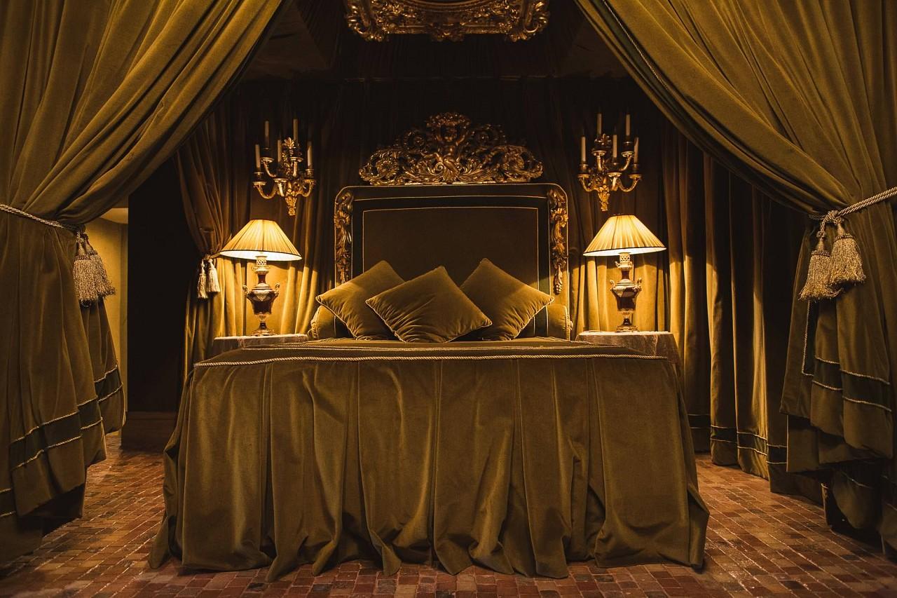 chateau de Farcheville suite de le reine
