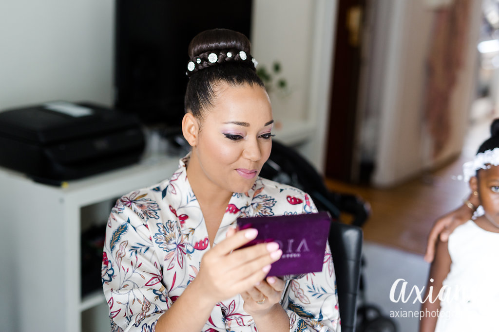 Katia make up organsa wedding planner