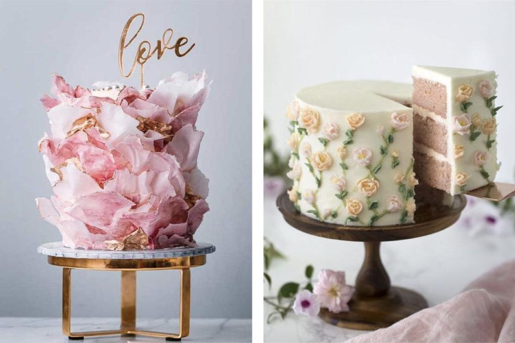 Pièce Montée or Wedding Cake?