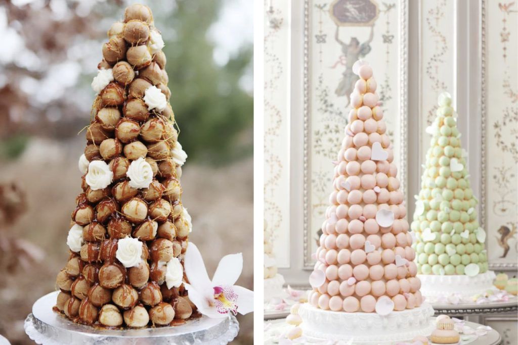 Pièce Montée or Wedding Cake ?