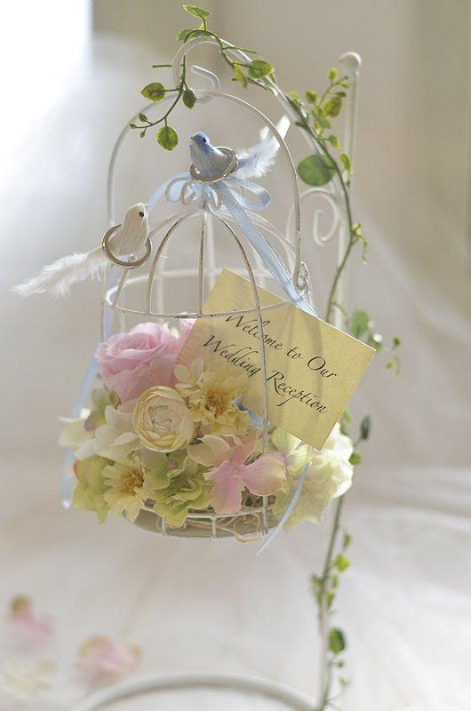 Wedding ring holder - Organsa Wedding Planner