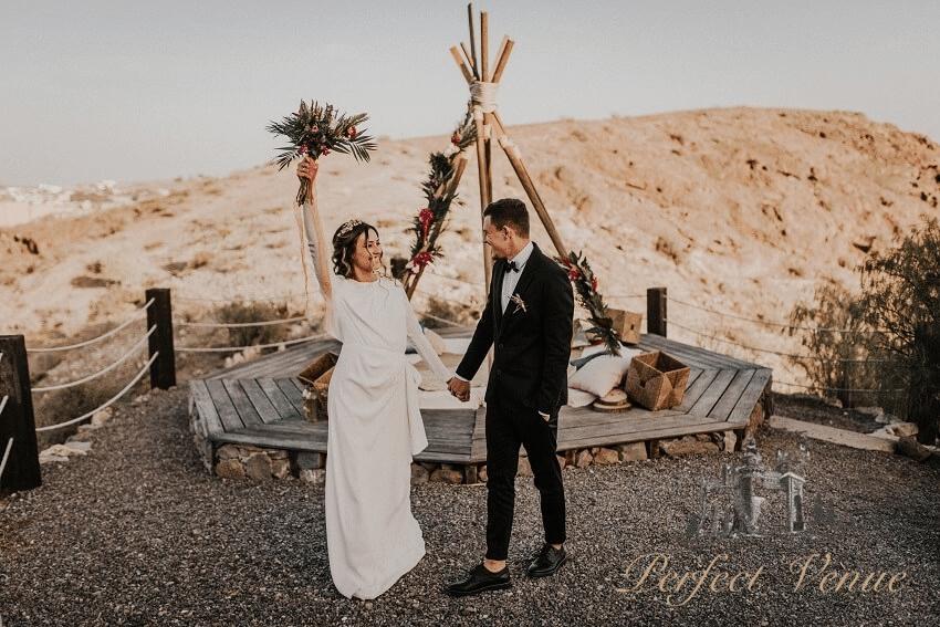 Get married in Spain - Organsa Wedding Planner