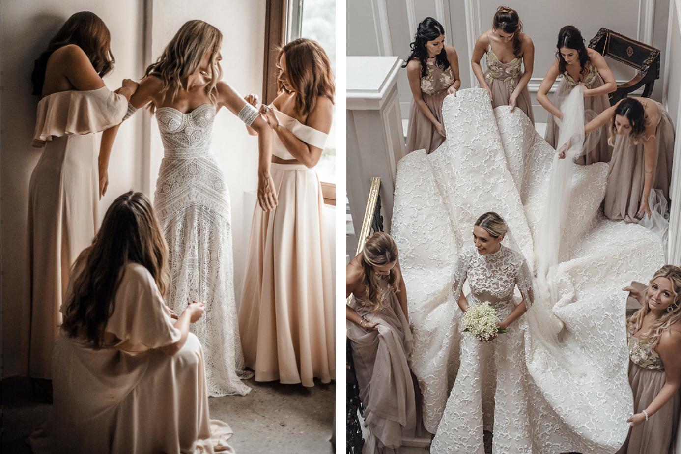 Notre guide ultime sur les robes de demoiselles d'honneur