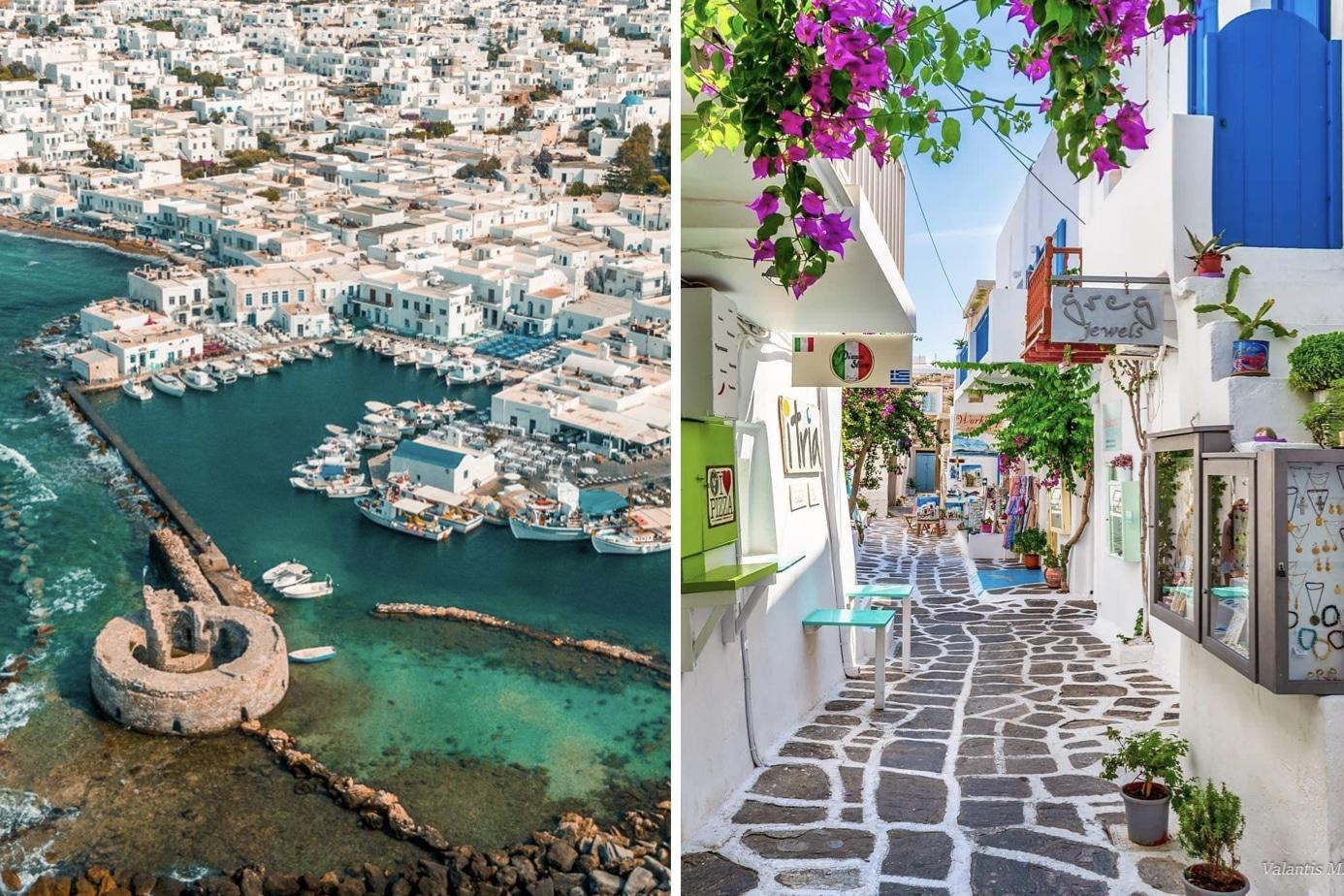 wedding cyclades islands