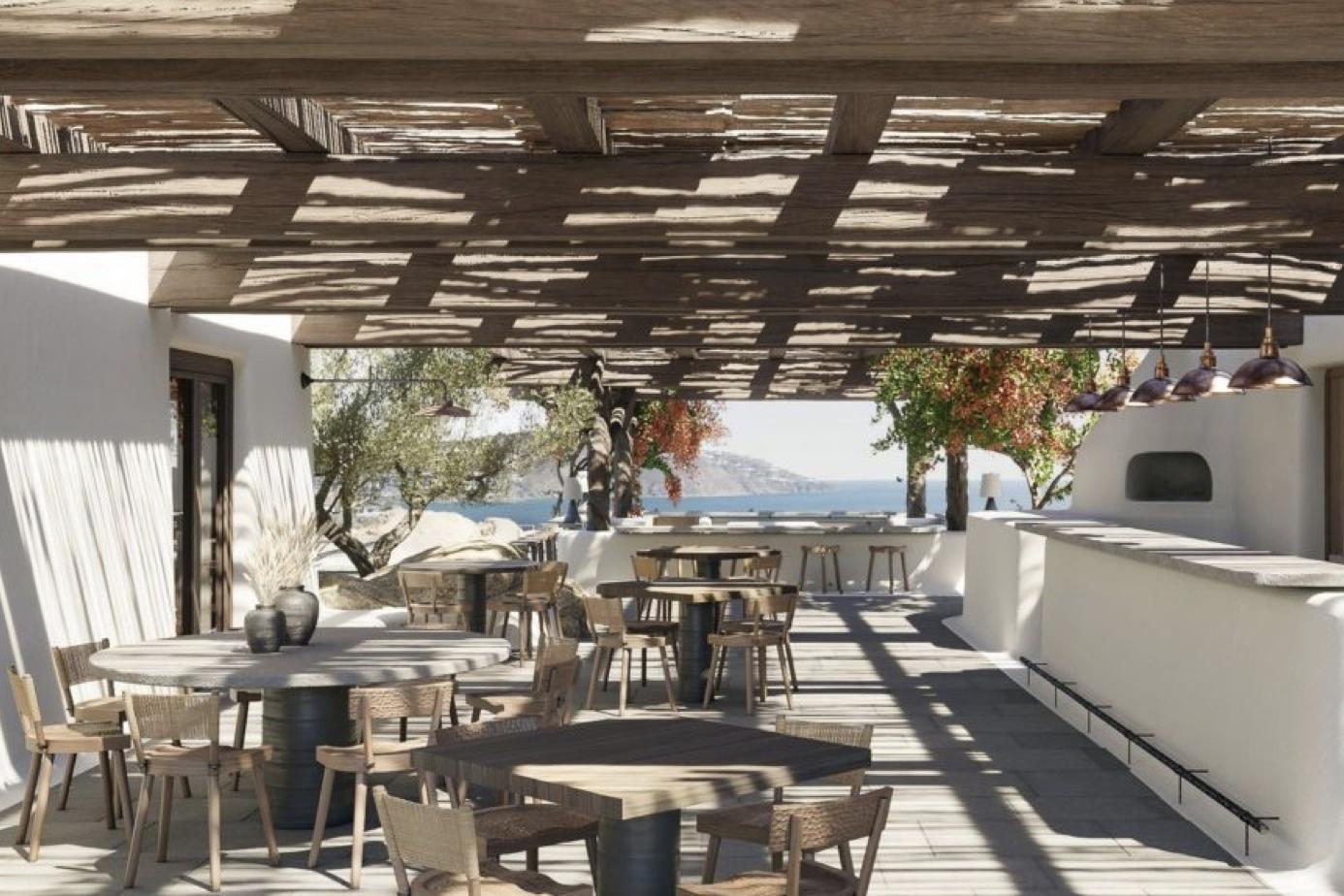 Getting married in Mykonos